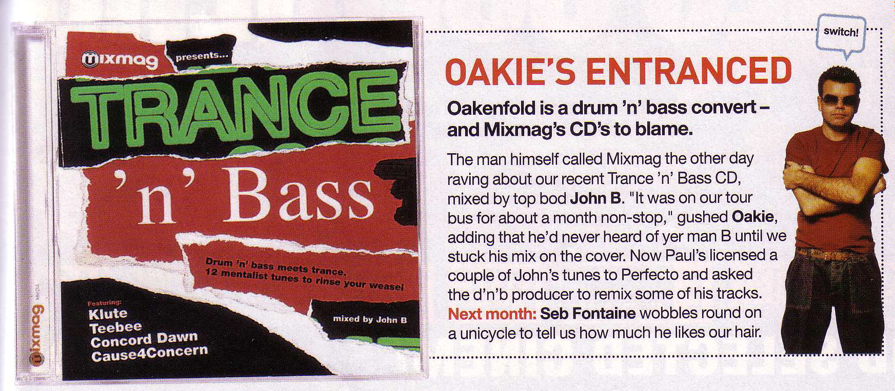 Mixmag Feature