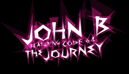 "John B ft. Code 64 – ""The Journey"" (Acoustic Version) LYRIC VIDEO"